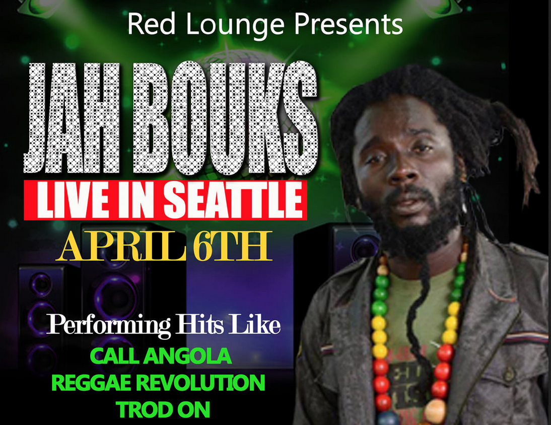 JAH BOUKS Event Image