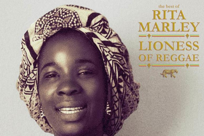 Rita Marley Lioness Of Reggae