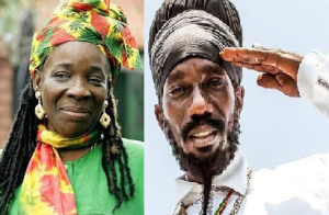 RITA MARLEY AND SIZZLA – JAMAICA INDEPENDENCE DAY HONOREES