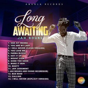 Jah Bouks Album Cover Back