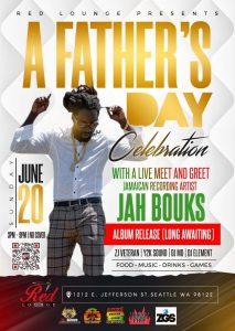 Jah Bouks Album Release Party