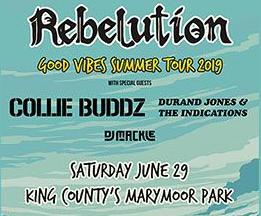 Rebelution Event Image