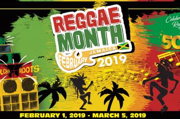 Reggae Month 2019