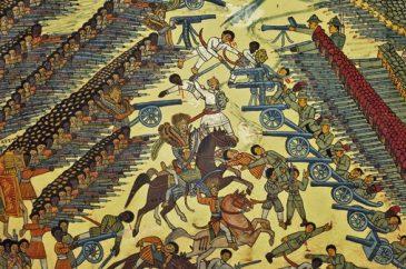 Adwa battle