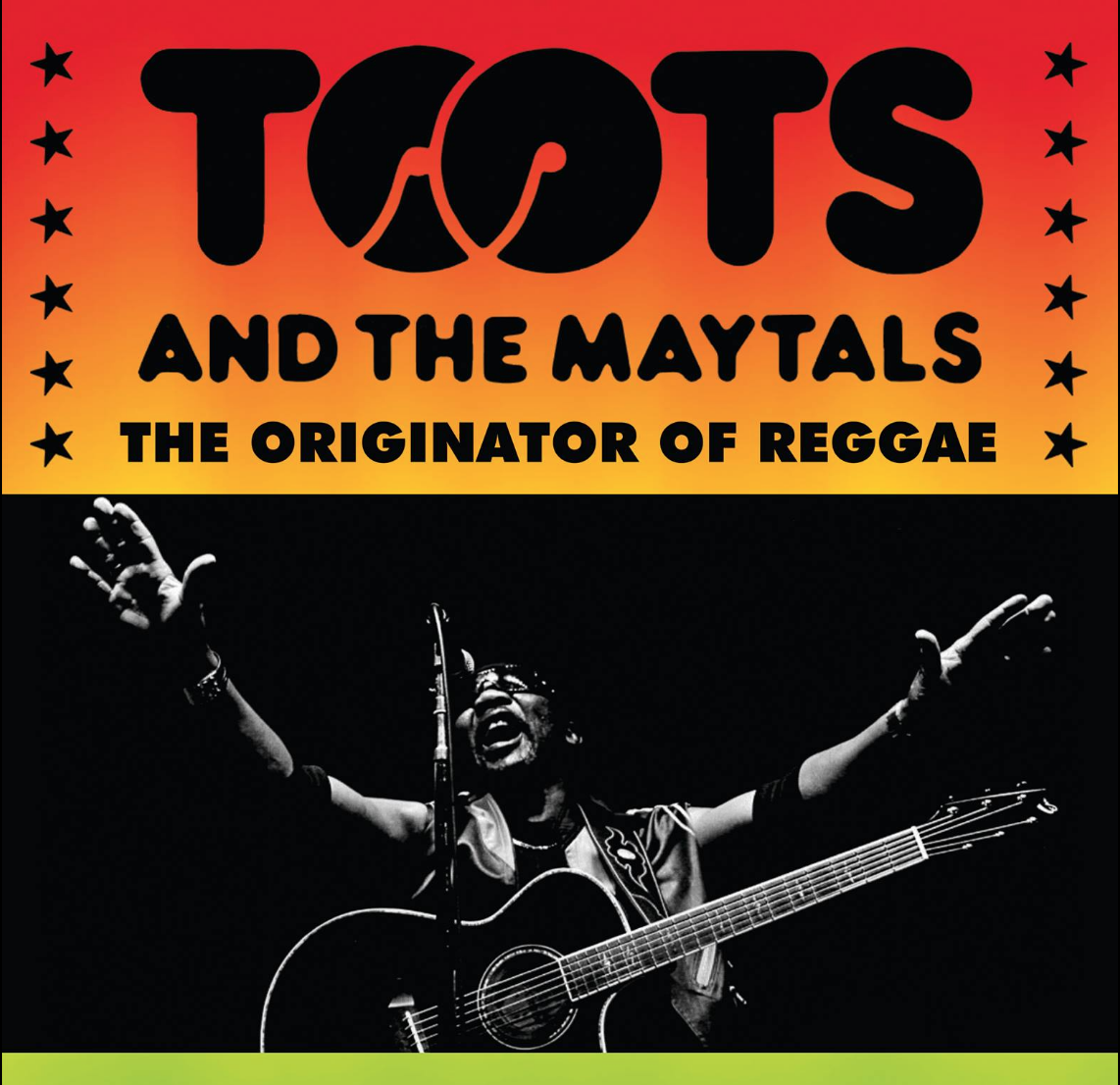 Toots and Maytals Event Image